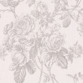 Albany Rose Trail Grey Wallpaper - Product code: 21502