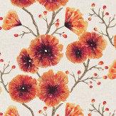 Harlequin Kabala Papaya Fabric - Product code: 120346