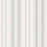 Albany Denim Stripe Duck Egg Wallpaper - Product code: 21515