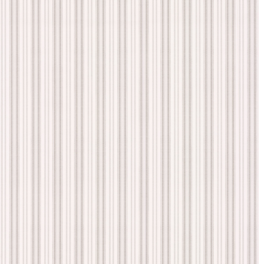 Albany Denim Stripe Grey Wallpaper - Product code: 21517