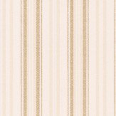 Albany Denim Stripe Metallic Gold Wallpaper - Product code: 21519