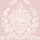 Albany Trailing Damask Pink Wallpaper - Product code: 21537