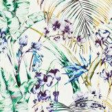 Harlequin Paradise Gooseberry/Blueberry/Zest Fabric