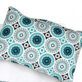 Mini Moderns Darjeeling Pillowcases- Pair Lido