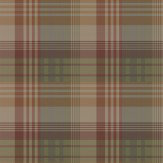 Mulberry Home Mulberry Ancient Tartan Wallpaper - Product code: FG079Y107