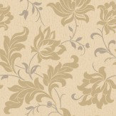 Albany Argentino Ochre / Gold Wallpaper