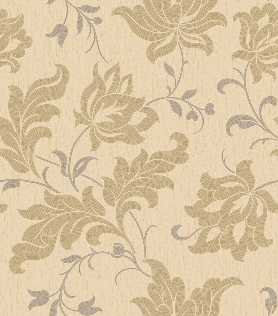 Albany Argentino Ochre / Gold Wallpaper main image
