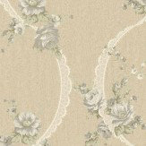 Albany Rachele Beige Wallpaper - Product code: 35112