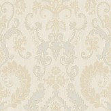 Albany Valentina Champagne / Neutral Wallpaper - Product code: 35140