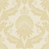 Albany Siena Gold Wallpaper