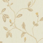 Albany Lia Cream Wallpaper