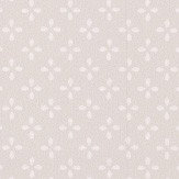 Albany Flower Press Taupe Wallpaper