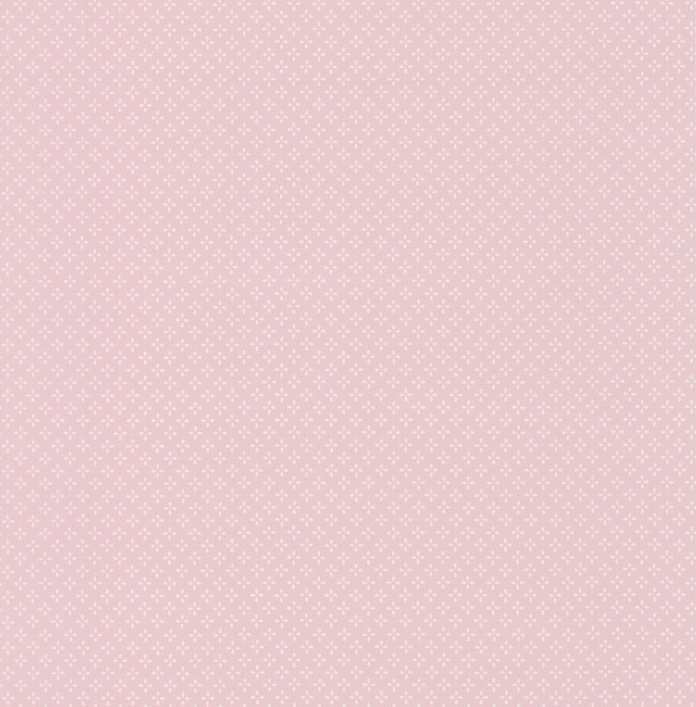 Albany Flower Press Pink Wallpaper - Product code: 21547