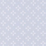 Albany Flower Press  Pale Blue Wallpaper - Product code: 21550