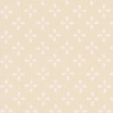 Albany Flower Press Beige Wallpaper - Product code: 21551
