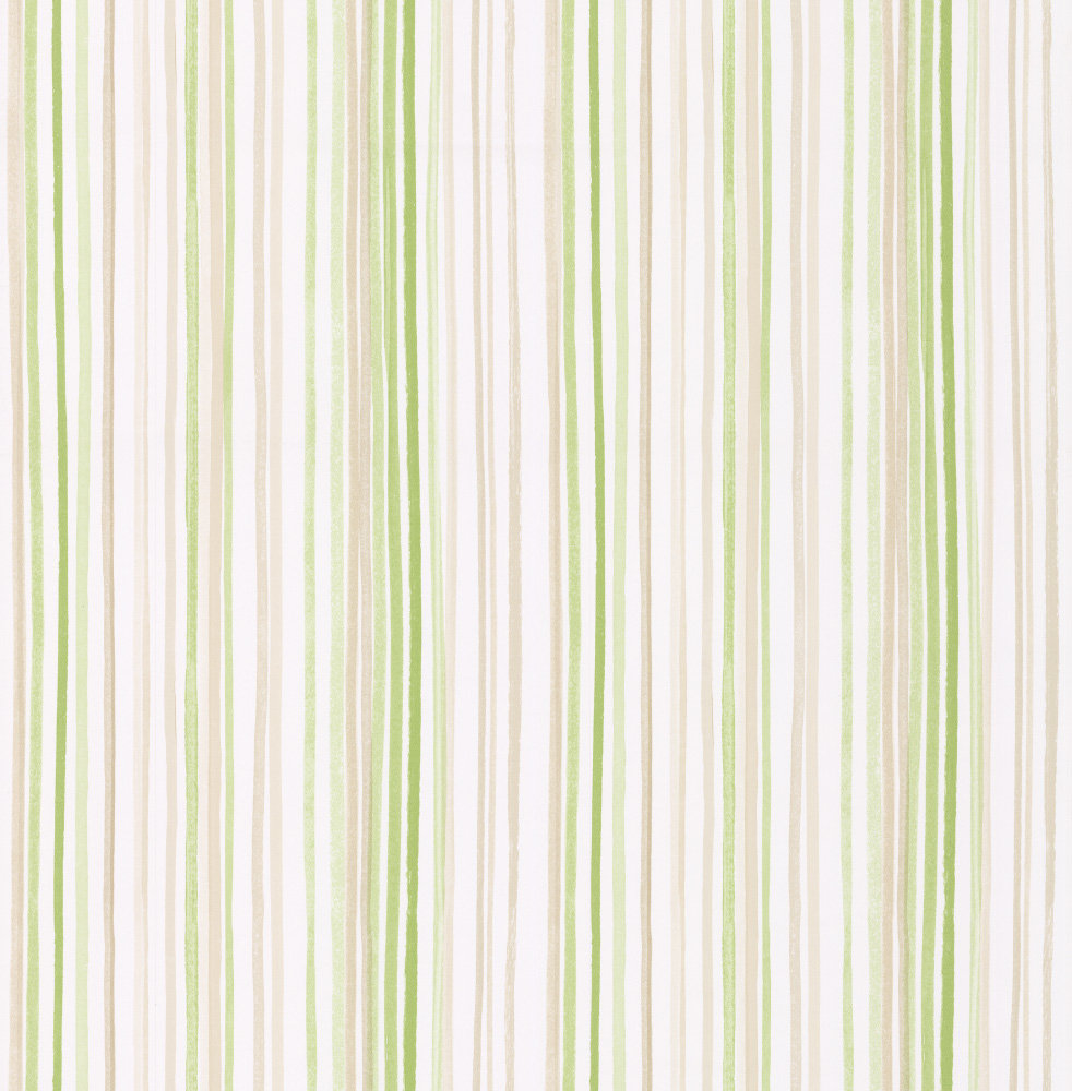Albany Candy Stripe Green Wallpaper main image