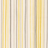 Albany Candy Stripe Yellow Wallpaper