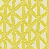 Harlequin Rumbia Zest  / Lemon Fabric