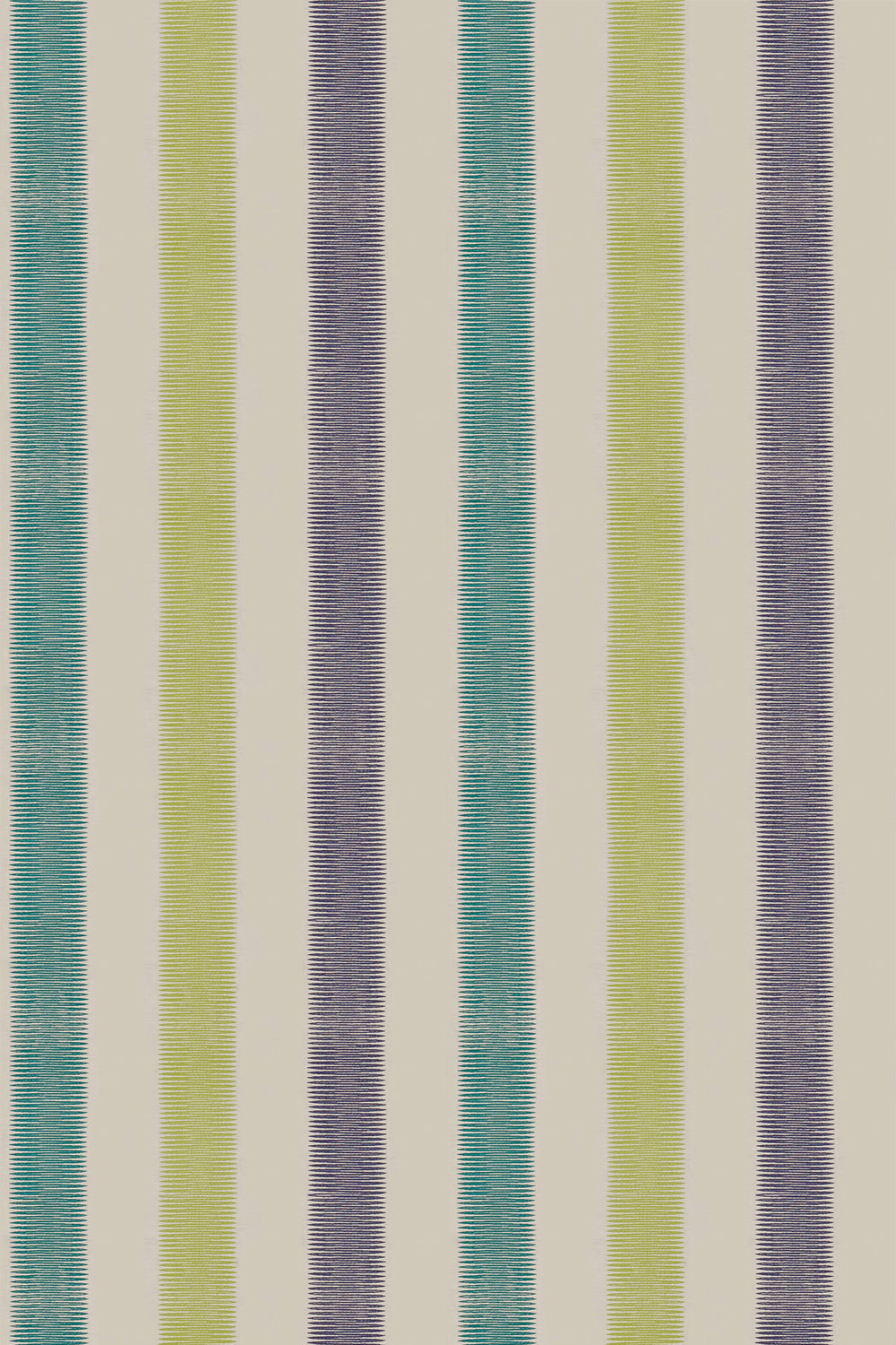 Tambo Fabric - Zest/Indigo/Emerald - by Harlequin