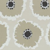 Sanderson Papavera Neutral / Gilver Wallpaper