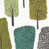 Scion Cedar Slate, Apple and Ivy Fabric