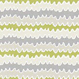 Scion Hetsa Pebble, Apple and Slate Fabric - Product code: 120367