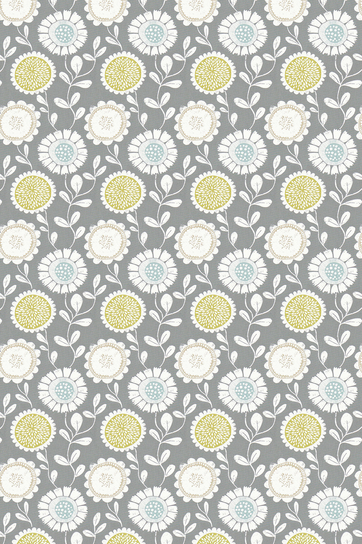 Anneke Fabric - Acid, Pumice and Marine - by Scion