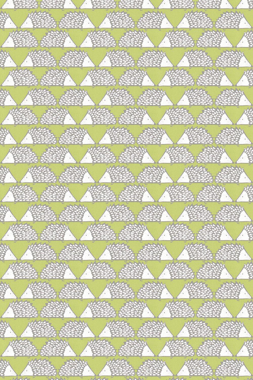 Spike Fabric - Kiwi - by Scion