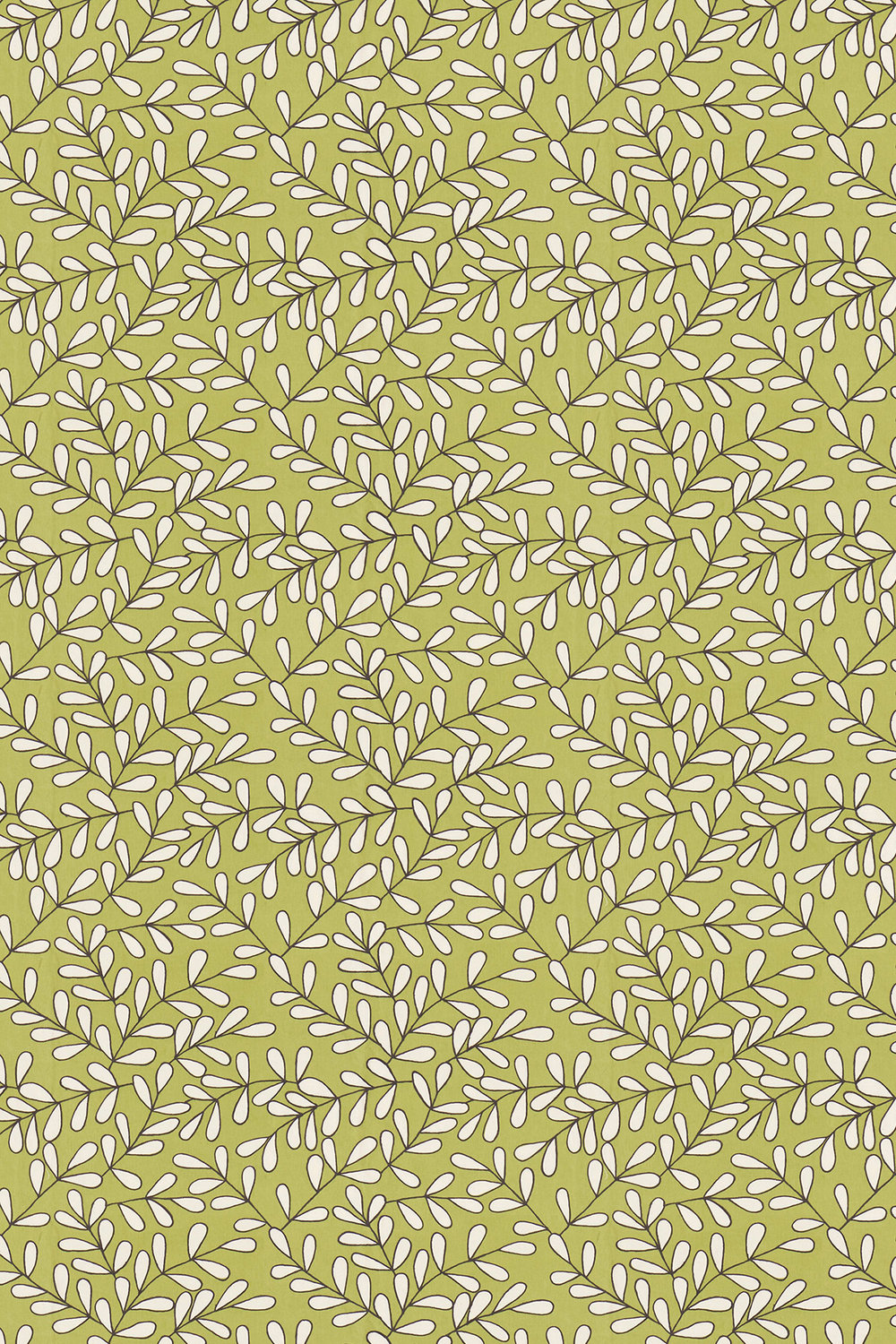 Oulu Weave Fabric - Apple, Slate and Parchment - by Scion