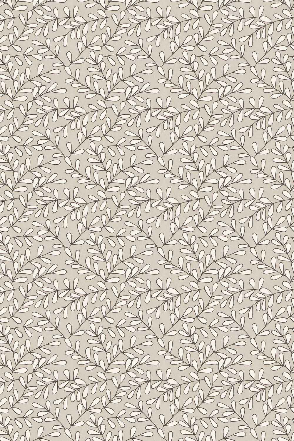 Oulu Weave Fabric - Mink, Pewter and Pumice - by Scion