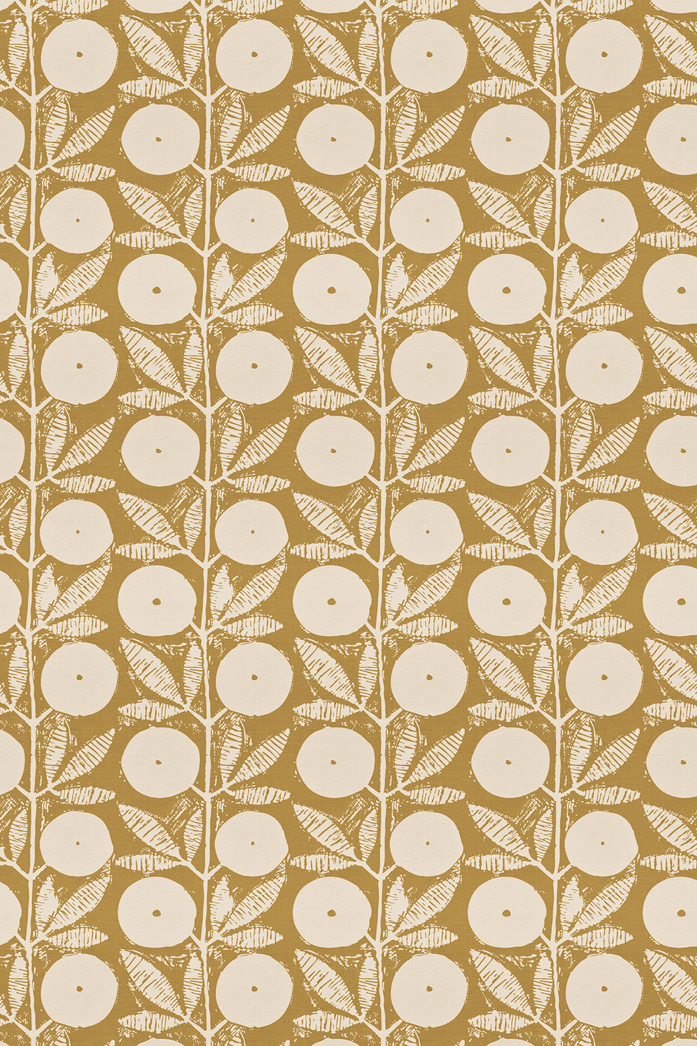 Somero Weave Fabric - Sand and Pumice - by Scion