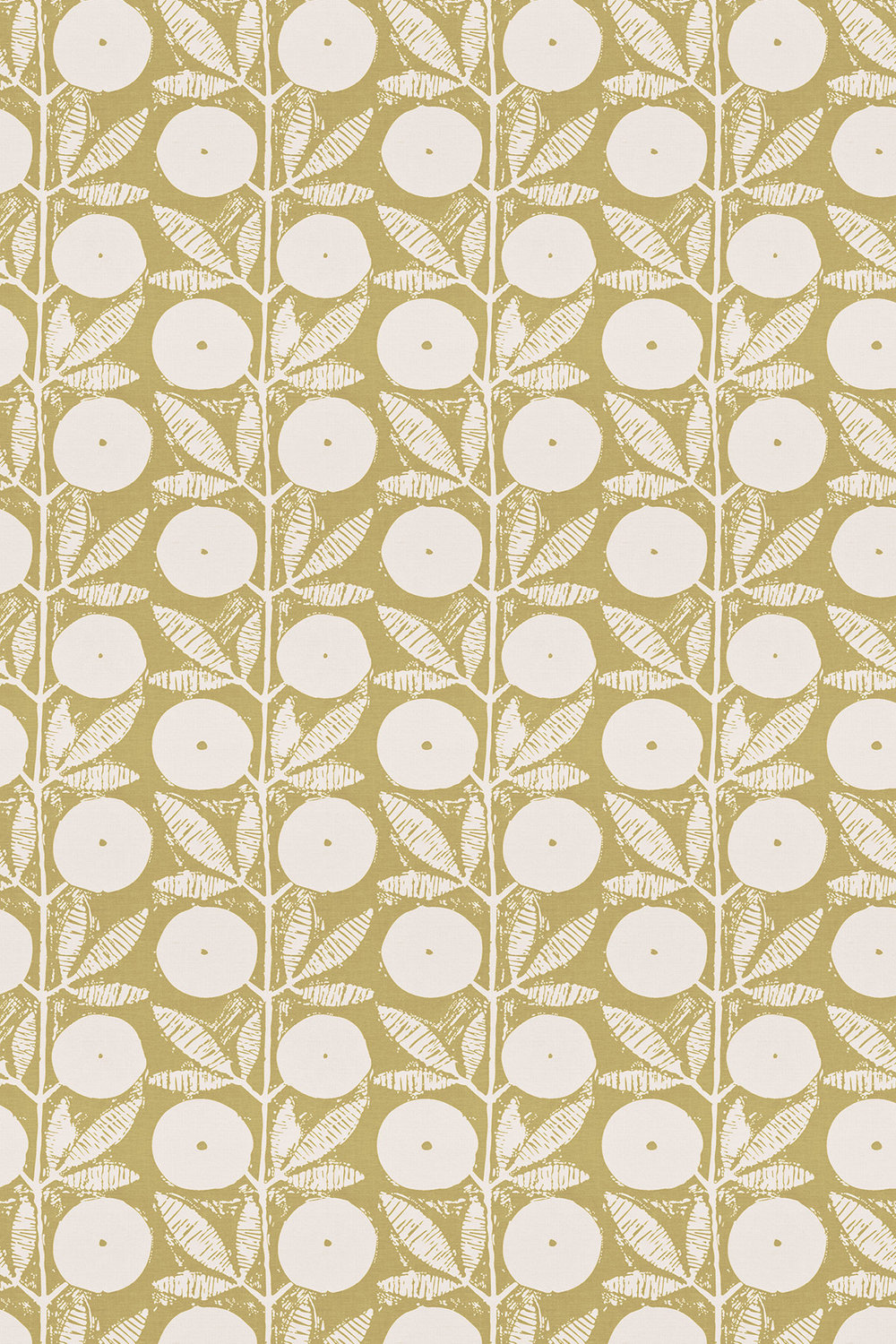 Somero Weave Fabric - Pistachio and Pumice - by Scion