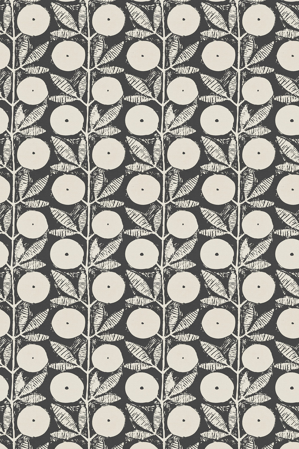 Somero Weave Fabric - Slate and Pumice - by Scion