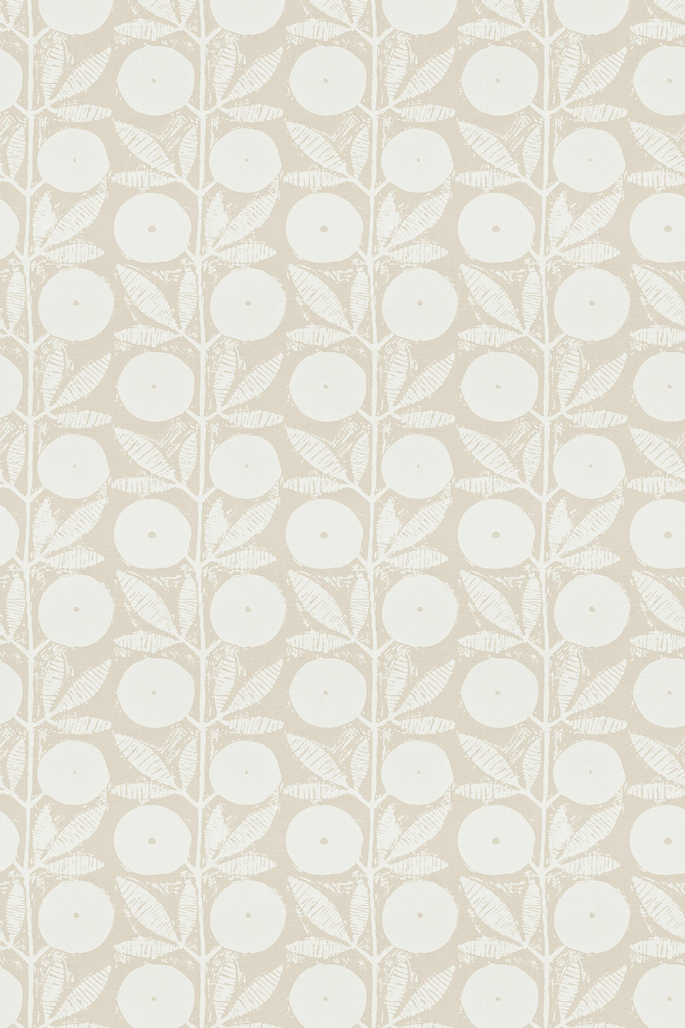 Somero Weave Fabric - Pebble and Pumice - by Scion