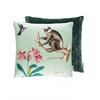 Image of Sanderson Cushions Capuchins Monkey Cushion, 254801