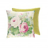 Sanderson Chelsea Cushion Duck Egg & Rose