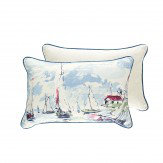 Sanderson Sail Away Cushion Sky/Blue