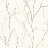 iliv Twig Taupe Wallpaper