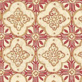 Albany Nirvana Red Wallpaper - Product code: SZ001853