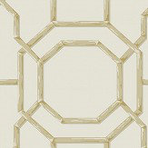 Albany Summer Trellis Cream / Natural Wallpaper