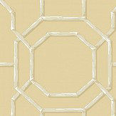 Albany Summer Trellis Citrine Wallpaper