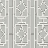 Albany Empire Lattice Grey Wallpaper - Product code: 21744
