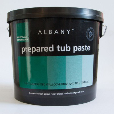 Image of Albany Adhesives Albany Prepared Tub Paste, DE052505F
