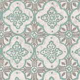 Albany Nirvana Aqua Wallpaper - Product code: SZ001854