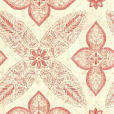 Albany Manipur Red Wallpaper - Product code: SZ001828