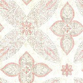 Albany Manipur Dusky Pink Wallpaper