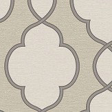 Albany Structure Silver Wallpaper - Product code: 21821