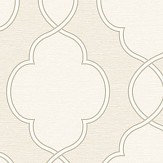 Albany Structure Cream Wallpaper