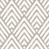 Albany Vertex Taupe Wallpaper
