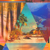 Albany Escape to Paradise Multi Wallpaper